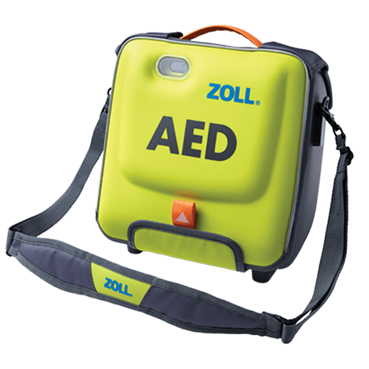 Custom Carrying Cases with Custom Brand Design - AED