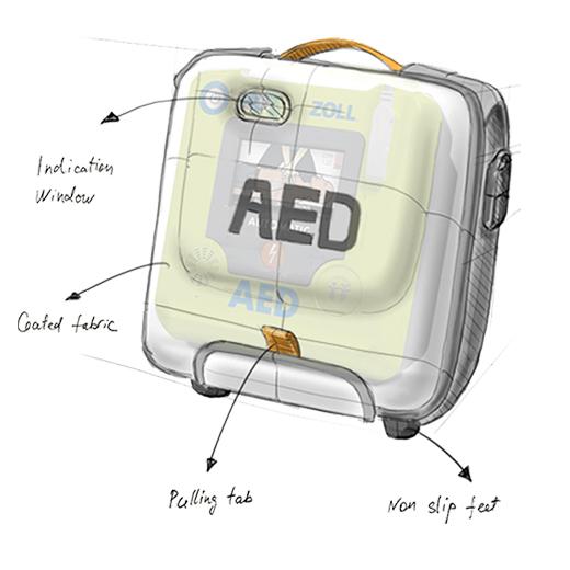 Custom Carrying Cases with Custom Brand Design