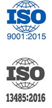 Case Manufacturer ISO Standards & Certification